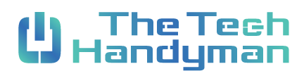 The Tech Handyman Sticky Logo Retina